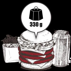 Grubers Burgers | Riccardo Giraudi | Restaurant | Triple Classic