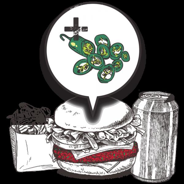 Grubers Burgers | Riccardo Giraudi | Restaurant | Japalenos