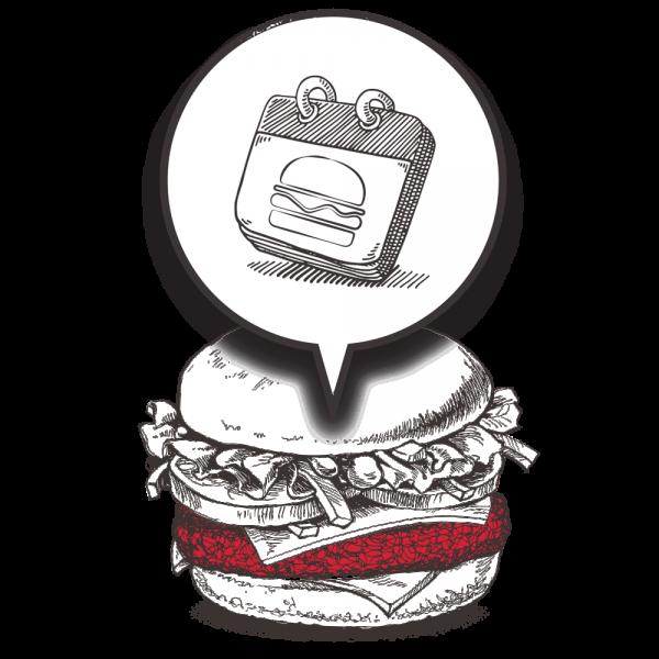 Grubers Burgers | Riccardo Giraudi | Restaurant | Cheesegrubers Of The Month
