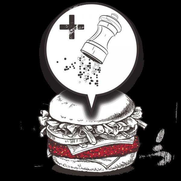 Grubers Burgers | Riccardo Giraudi | Restaurant | Cheesegrubers Pepper