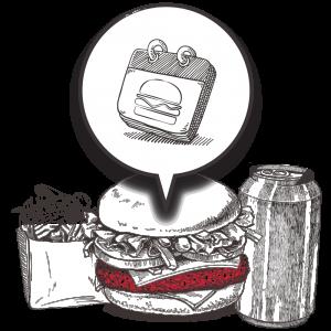 Grubers Burgers | Riccardo Giraudi | Restaurant | Formule Cheesegrubers Of The Month