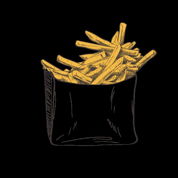 Grubers Burgers | Riccardo Giraudi | Restaurant | Grubers Fries