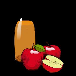 Grubers Burgers | Riccardo Giraudi | Restaurant | Jus de pomme