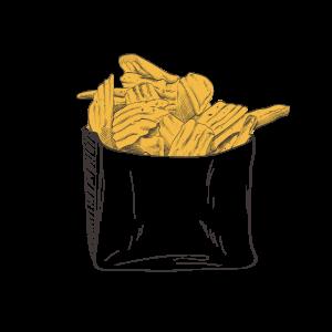 Grubers Burgers | Riccardo Giraudi | Restaurant | Sexy Fries